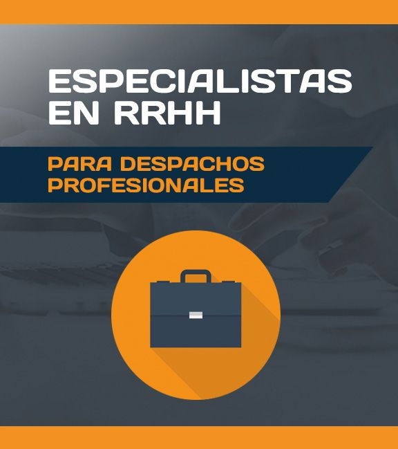 Especialistas en RRHH - AG4PRO